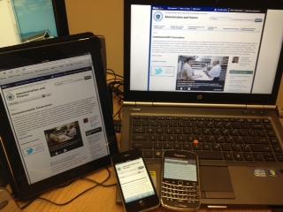 Mass.gov Mobile